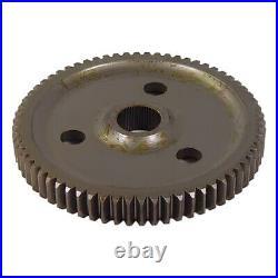 T68001 Final Drive Gear 66 Teeth 64 Spline Fits John Deere 550 550A 550B 555B +