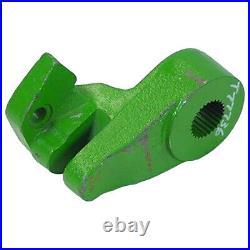 T77736 Right Hand 27 Spline RH Steering Arm Fits John Deere Backhoe 310 310A 310