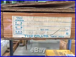 THK Ball Spline 2LBS25TUU+870L New in Box
