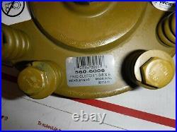 Tractor PTO Slip Clutch, 1-3/8 x 6 Spline (both ends) PTO Drive Line Accessory
