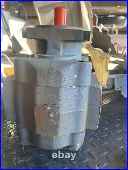 TruckPro Permco Hydraulic Pump Splined Shaft Dump Truck