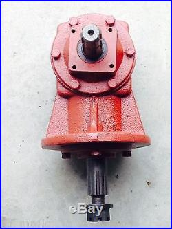 Universal Fit 40 HP Gearbox with 1-3/8 x 6 Spline Input and 12 Spline Output