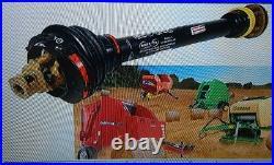 VERMEER ROUND BALER PTO DRIVELINE Shaft Tractor Spline 6 Baler Spline 6
