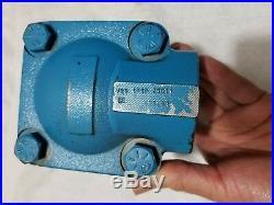 VICKERS VANE PUMP V20 1P6P 23C11, Splined Shaft, 1-1/4 X 3/4 NPT, 6 US gpm NEW