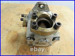 Vickers 35V 35A 11C 22R Single Vane Hydraulic Pump 2 Inlet 35 GPM Splined