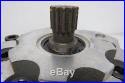 Von Ruden RSC06S-A Rol-Seal Hydraulic Motor 6 Cu. In. 14 Tooth 12/24 Pitch Spline