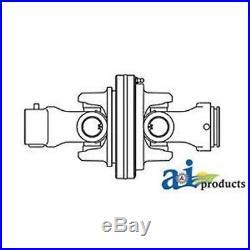 W350418-A 80¡ C. V. Assembly with 1.375 6 Spline & S4GA Yokes Fits Walterscheid