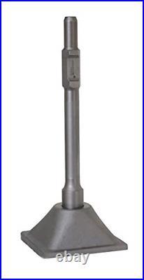 WERHE Jack Hammer Compactor Anti Shock Hex Spline Rammer Tamping Shaft Plate