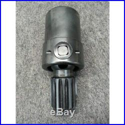 WRIGHT 5800 #5 Universal Joint Spline Drive Impact Socket 14 Tooth, No Box