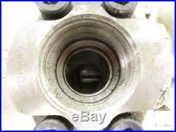 W-B 41201 4330 Tandem Hydraulic Gear Pump 1-1/4 Shaft 14 Spline 2 Inlet