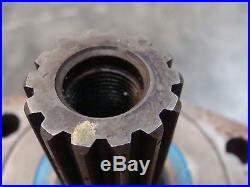 White hydraulic motor re32080500 new old stock 14 spline for Hydraulic motor with pto spline